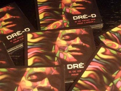 Drê-D fait le lancement de son premier album